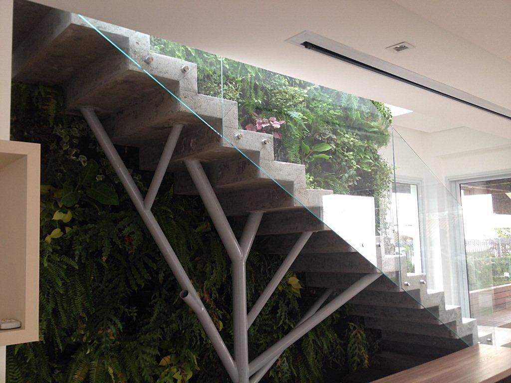 escada jardim madeira : escada jardim madeira:Desta forma, com a iluminação solar indireta há uma melhora